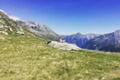 Im Hochgebirge